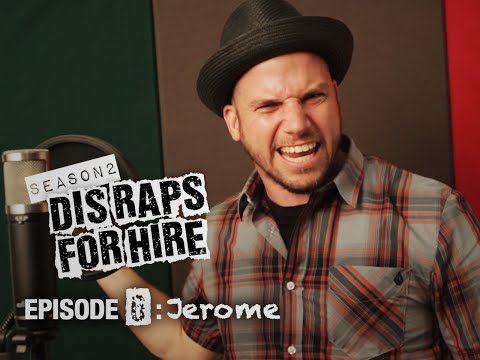 Dis Raps for Hire. Season 2 - Ep. 6