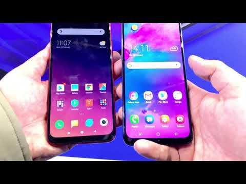 Redmi Note 7 Pro vs Samsung Galaxy M30: Comparison overview [Hindi हिन्दी]