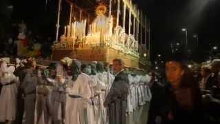 preview picture of video 'Semana Santa en Sant Vicenç dels Horts (Baix Llobregat) Jueves Santo'