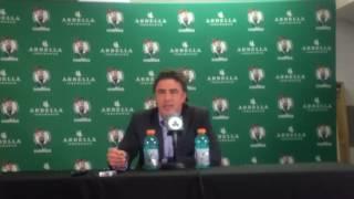 Boston Celtics owner: Fan reaction to Jaylen Brown pick not positive