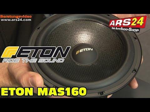 Tolle Lautsprecher für Dein Auto! | REVIEW | ETON MAS160 ARS24.COM