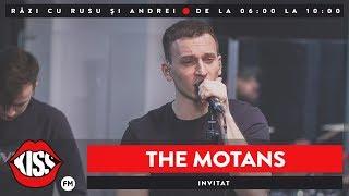The Motans   Invitat (LIVE @ KISS FM)
