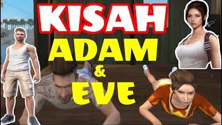 KISAH ADAM & EVE MANUSIA PERTAMA DI FREE FIRE | FILM PENDEK FF