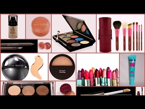 Makeup-Bag Essentials. what type of makeup kit should keep of your beg .