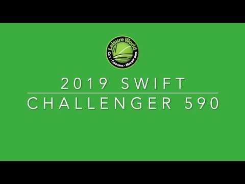 Swift Challenger 590 Video Thummb