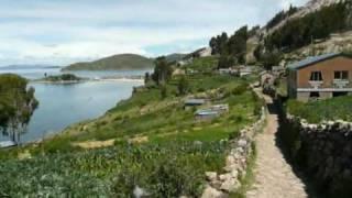 preview picture of video 'Isla del Sol - Lago Titicaca'