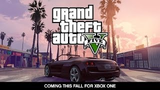 Grand Theft Auto V Coming to Xbox One in the Fall video thumbnail
