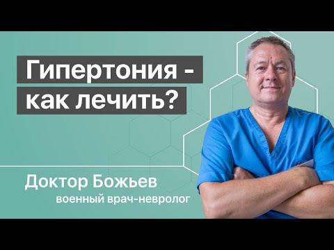 Лечение гипертонии в украине