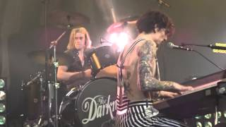 The Darkness - English Country Garden, Live at Melkweg Amsterdam, 3 February 2016