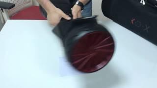 Гироскутер Вездеход Kiwano Ko-X sport Red