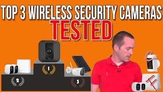 The BEST Wireless Battery Powered Security Camera (Ring vs. Blink vs. Arlo vs. EufyCam vs. Reolink)