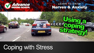 Coping With Stress When Driving  |  Learn to drive: Nerves & Anxiety