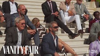 Келлан Латс, The Cast of The Expendables 3 Poses for Vanity Fair