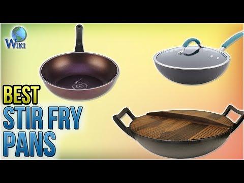 10 Best Stir Fry Pans 2018