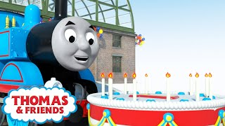 Thomas & The Birthday Surprise | BRAND NEW | Magical Birthday Wishes | Thomas & Friends™ | Cartoons