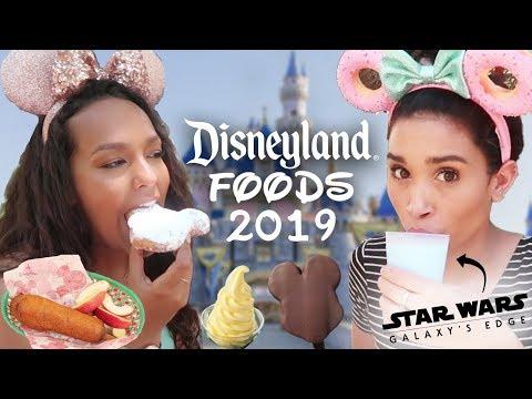 13 Best and Worst Disneyland Foods!