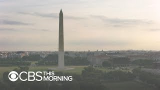 A special look inside the newly restored Washington Monument, set to reopen Thursday