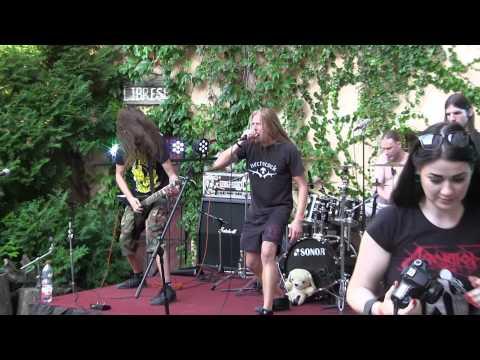 Gazdasgrind - GAZDASGRIND -  Nenávisť  (Jašterice Metal Fest)