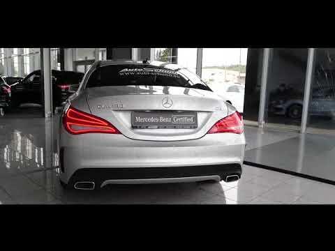 Video Mercedes-Benz CLA 180 CDI SPORT ED. AMG KEYLESS BIXENON MEMORY