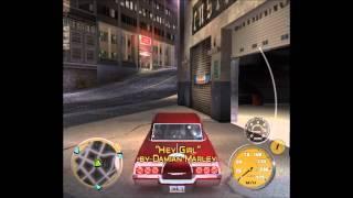 Damian Marley - Hey Girl (Midnight Club 3 - DUB Edition Remix Edition)