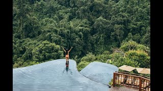 Hanging Gardens Of Bali Pools With The View By Travel Channel (Full Feature)