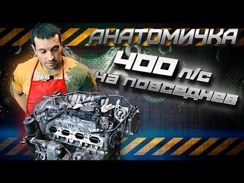 Фото к видео: STAGE 3 перебор? Разорвало мотор Audi S3