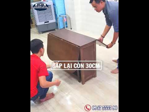 BÀN ĂN THÔNG MINH GOLDEN LATEX