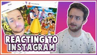 Reacting to Fan Instagram Edits!