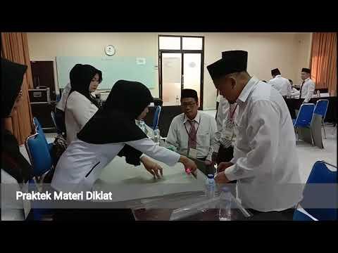 Diklat Tata Naskah BDK Bandung