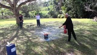 preview picture of video 'User Training - Firefighting'