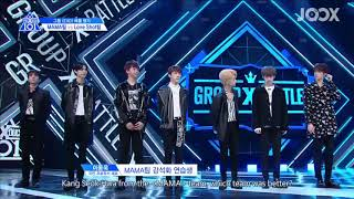 produce x 101 exo mama love shot - TH-Clip