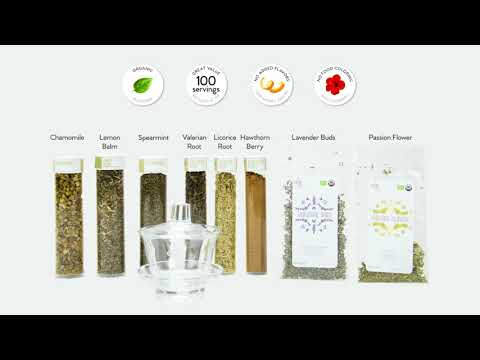 No-Stress Tea Blending Kit