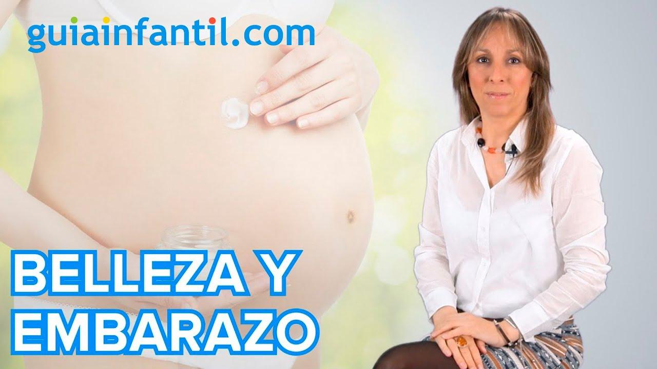 Trucos de belleza en el embarazo