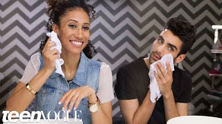 How to Wash Your Face Like a Pro – 3 Steps to – Teen Vogue