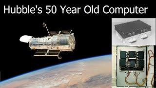 Hubble's Latest Problems May Be In a 50 Year Old Computer Design