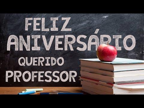 Mensagens De Aniversário Para Professor Mensagens De Aniversário