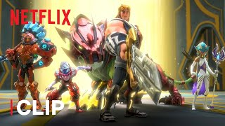Champions of GraySkull Find Their Power   He-Man and the Masters of the Universe   Netflix Futures