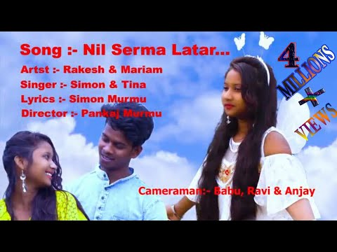 Download Nil Serma Latar... ||New Santhali Video 2019|| HD Mp4 3GP Video and MP3