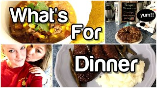 Beth's What's For Dinner Cook With Me New Recipes July2019