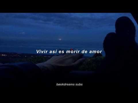 Camilo Sesto - Vivir Así Es Morir De Amor // Letra