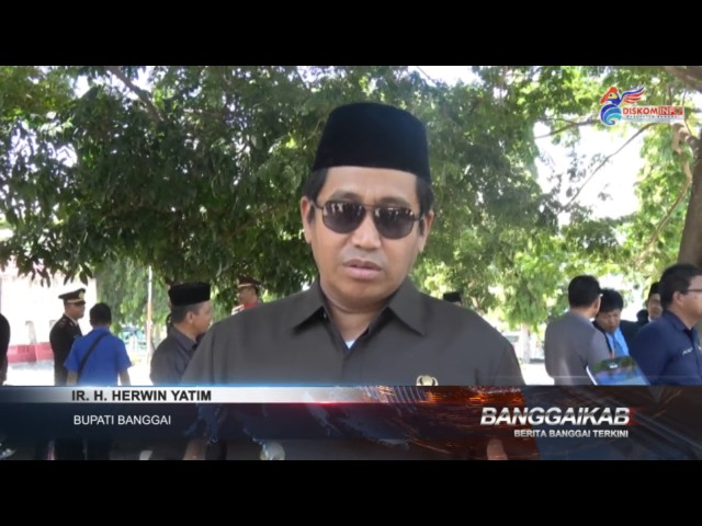 Wawancara Bupati Banggai