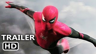 SPIDER MAN FAR FROM HOME Official Trailer (2019) Tom Holland Movie HD