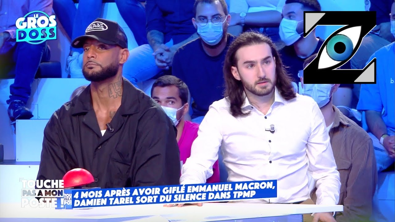 [Zap Télé] Le gifleur d'Emmanuel Macron affirme ne pas regretter son geste ! (21/09/21)