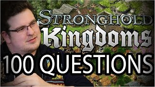 Stronghold Kingdoms - 100 Questions (iOS/Android)