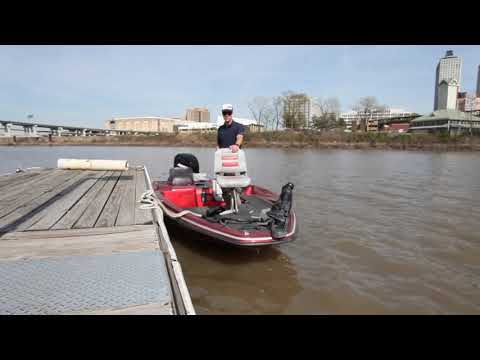 1996 ProCraft V-180 B in Memphis, Tennessee - Video 1