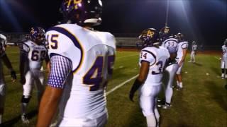Aransas Pass Panthers vs San Diego 2015 Football