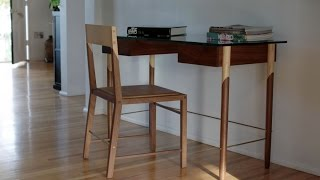 Meet Chris Earl, an LA Modern Furniture Maker