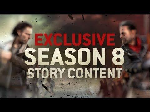 TWD Season 8 Missions – The Walking Dead: No Man's Land
