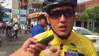 Miniatura Video Vuelta de la Juventud 2018 - Etapa 5