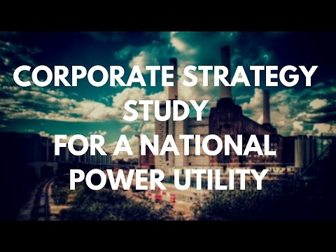 Corporate Strategy and Transformation Study Training ... - YouTube